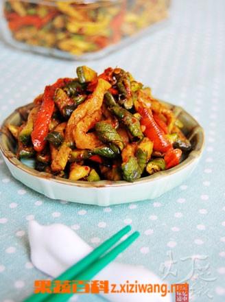 五香萝卜干腌制方法